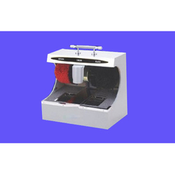 Shoe Shine Machine with Sole Cleaner