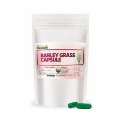 Barley Grass Capsules - 2000 No.s, Non prescription, Packaging Type: Pouch