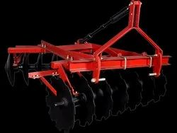 OFF - SET DISC HARROW