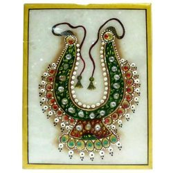 Marble Jewellery Painting