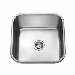 Jayna SB 07 Single Bowl Kitchen Sink Without Border