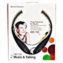 HBS 730 Bluetooth Neckband Wireless Sport Stereo Headset