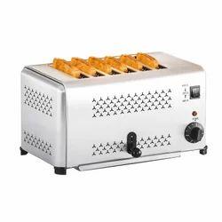 THE URBAN KITCHEN 6 slice toaster, 6-slice toaster, elegant design, family-sized 6-slice toaster, , UK-6T03