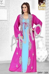 Maxi Dress with Jacket 164