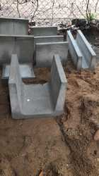 Cement Trench