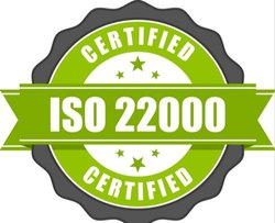 ISO 22000:2018 Certification Services (FSMS)