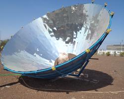 Parabolic Solar Concentrators