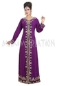 Designer Wear Maghribi Caftan For Ladies