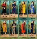 Baliyza Fancy Rayon Print Kurti
