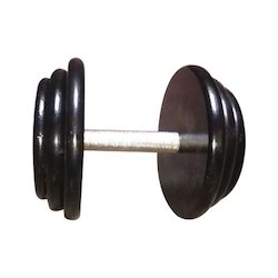 Powder Coated Steel Dumbbell