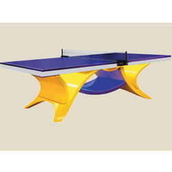 Wooden Table Tennis Table