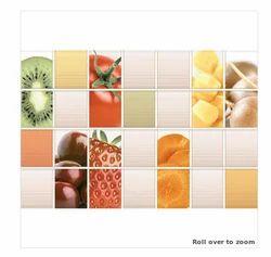 Cuisine Decor Ceramic Wall Tile