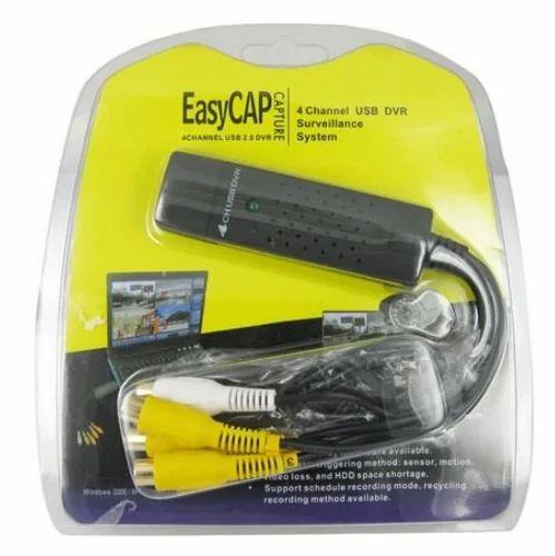 EASYCAP 4 CHANNEL USB 2.0 DVR DRIVER PC