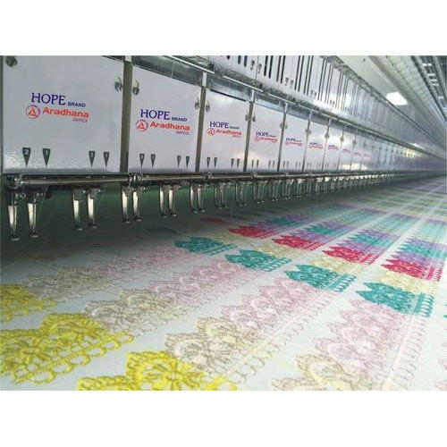 Hope Automatic Double Head Embroidery Machine