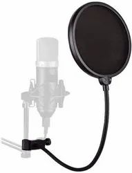 Studio Microphone Mic Wind Screen Pop Filter