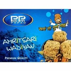 Moong Organic Amritsari Wadiyan, Packaging Size: 1 kg