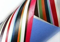 Multicolor Metallic Shimmer Paper, For Invitation Cards, GSM: 120-250