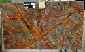 Rain Forest Brown Marble ( Bidasar Brown), Thickness: 5-10 Mm
