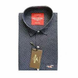 Cotton Formal Printed Shirt