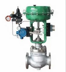 Pneumatic Heavy Duty Industrial Control Valve