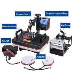 Okoboji Sublimation Combo Heat Press 6in1