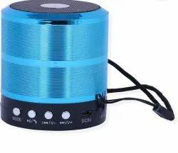 Multicolor Plastic 887 Speaker