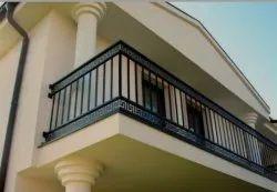 Iron Balcony Railing for Home