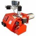 Circular Fryer With Inbuilt Heat Exchanger Gas Burner, Capacity: 250 Kw