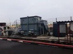 Portable Sewage Treatment Plant