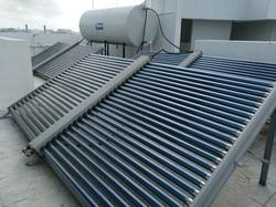AMC for Solar Water Heaters