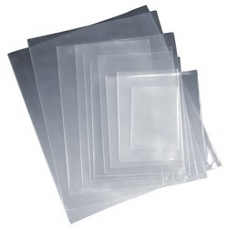 Plain Low Density Poly Bags