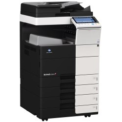 Konica Bizhub C454 Color Multifunction Printer