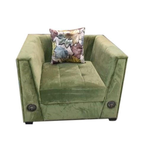 Green Single Seater Sofa