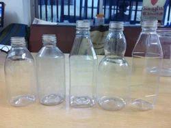 Plastic Cosmetic Oil Bottle
