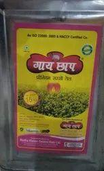 OmJee GaiChhap 15 Kg Edible Mustard Oil