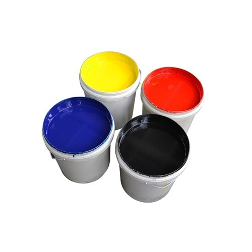 Pigment and Printing Ink - Manufacturer and Exporter of High Quality