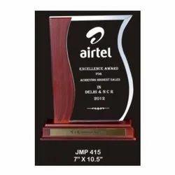 JMP 415 Award Trophy