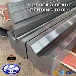 V Block Blade Set For Sheet Metal Bending