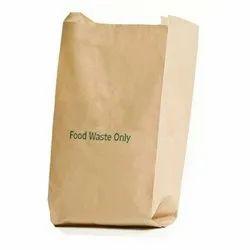 Brown Dustbin Paper Bag, Capacity: 5kg