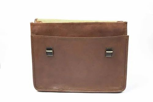 0f9ab013c9 By Znt Bags Genuine Leather Office Briefcase Laptop Messenger Bag at ...