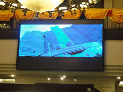 Corporate LED Display Screen