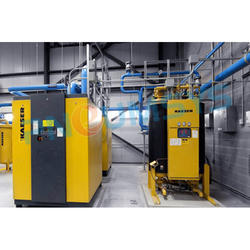 KAESER Oil-free Rotary Screw Air Compressor with water-cooling