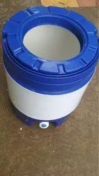 Blue Deep Polyplast Water Jug