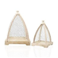 Tri Shape Fancy Cage