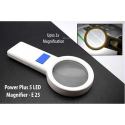 Magnifier With Light
