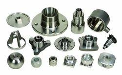 Advanced Steel CNC Machining Components