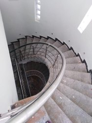 Spiral Baluster Handrails