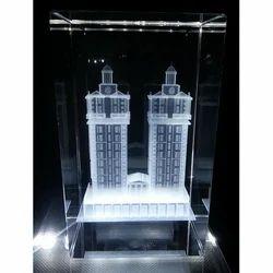 3D Gift Laser Engraving