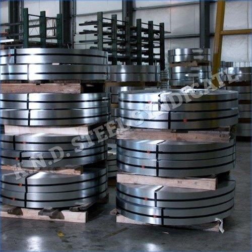 C60 Medium Carbon Steel Strips