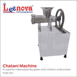 Leenova Chatani Machine